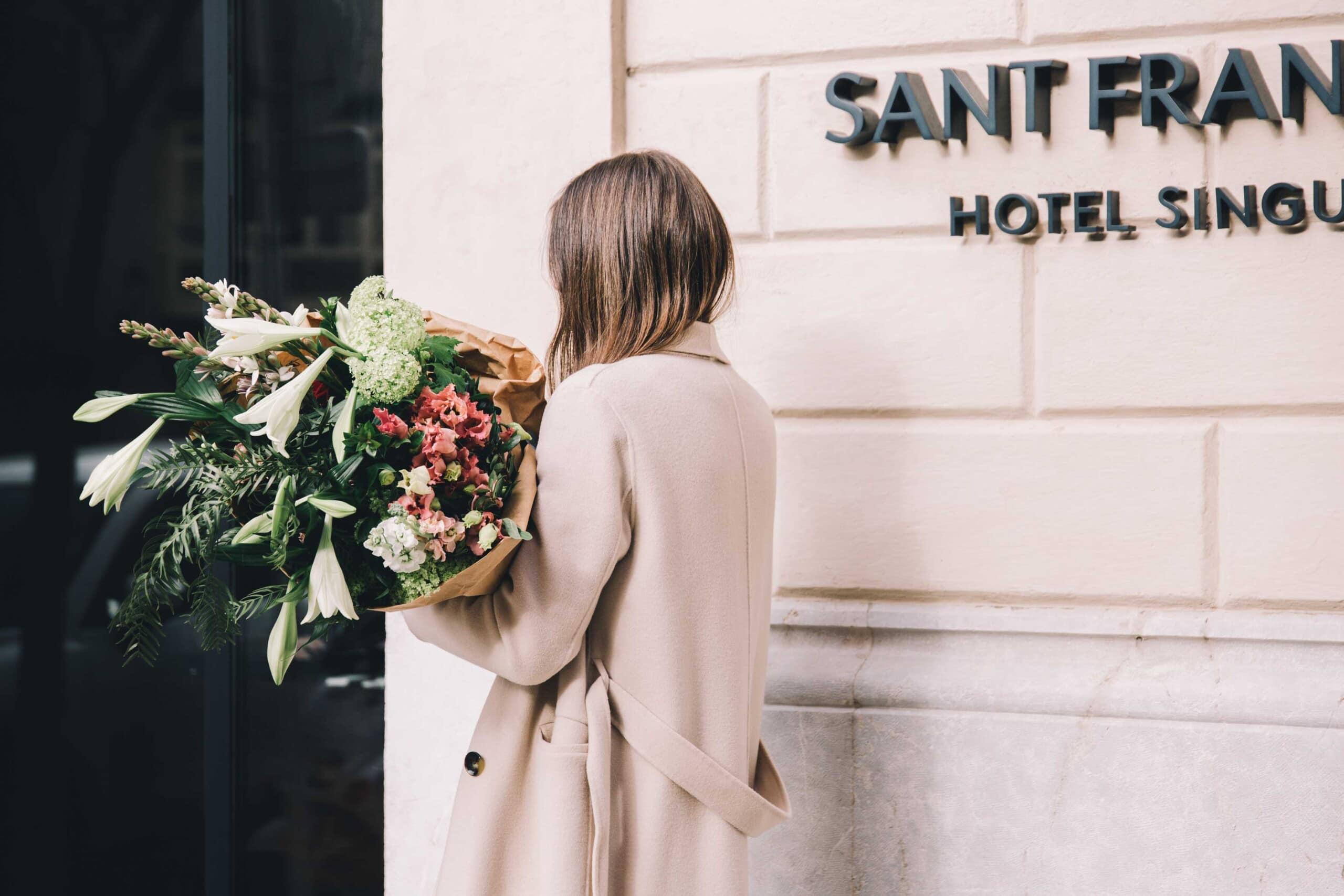 Sant Francesc Flower Market 2020